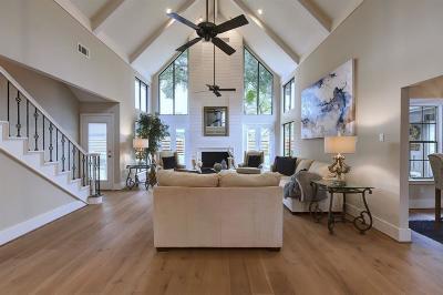 Houston Single Family Home For Sale: 1706 Cedar Creek Court