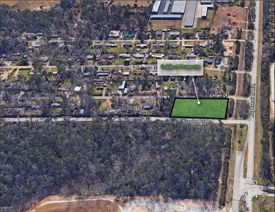 Spring Residential Lots & Land For Sale: 8406, 8410, 8414 Ginger
