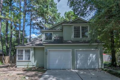 The Woodlands Single Family Home For Sale: 10 Fire Flicker Place