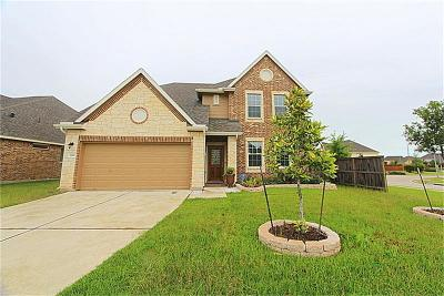 Katy TX Single Family Home For Sale: $320,000