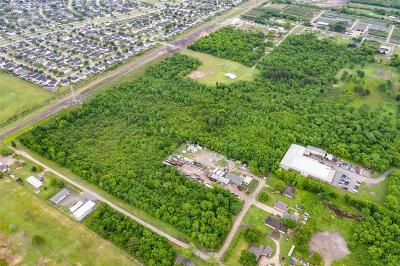 Sugar Land Residential Lots & Land For Sale: 16530 Blake Road