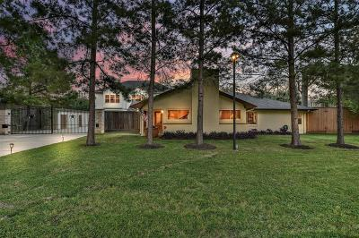 Houston Single Family Home For Sale: 320 Pinehaven Drive
