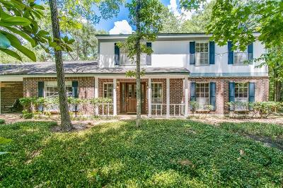 The Woodlands Single Family Home For Sale: 10916 Fawnlily Street