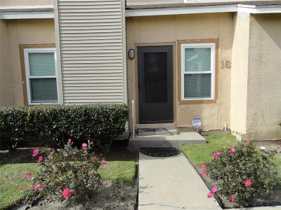 Galveston Condo/Townhouse For Sale: 3700 83rd Street #16