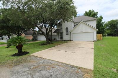 League City Single Family Home For Sale: 810 Coryell Street