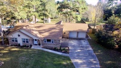 Pinehurst Single Family Home For Sale: 1119 Coe Road