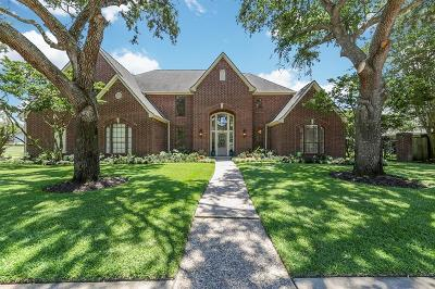 Katy Single Family Home For Sale: 21203 Lochmere Lane