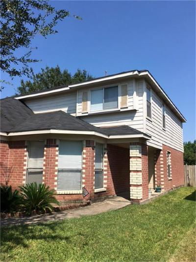 Channelview Single Family Home For Sale: 1026 N Pennygent Lane