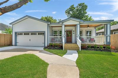 Houston Single Family Home For Sale: 1506 Walton Street