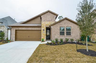 Spring TX Single Family Home For Sale: $314,354