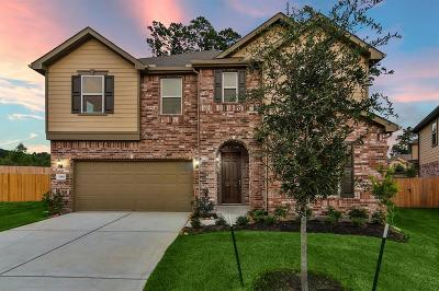 Conroe TX Single Family Home For Sale: $254,995