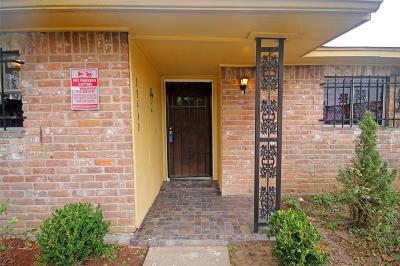 Houston Condo/Townhouse For Sale: 15440 Chipman Lane