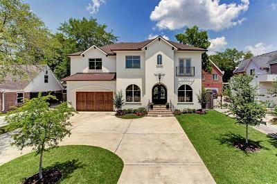 Houston Single Family Home For Sale: 3814 Bellefontaine Street
