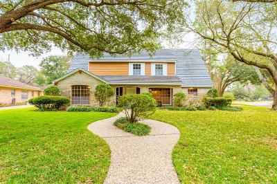 Houston Single Family Home For Sale: 5819 Olympia Fields Lane