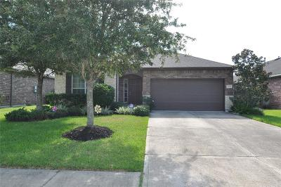 Pearland Single Family Home For Sale: 3105 W Trail Drive