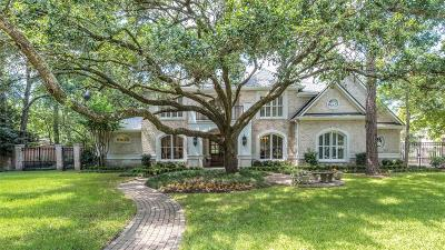 Houston Single Family Home For Sale: 11902 Cobblestone Drive