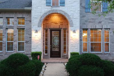 Missouri City Single Family Home For Sale: 2630 Sugarbush Lane