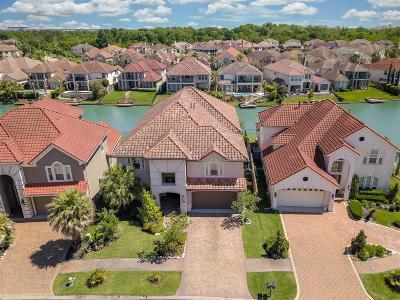 Houston Single Family Home For Sale: 19014 Windsor Palms Drive
