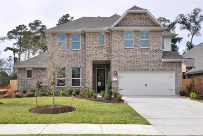 Tomball Single Family Home For Sale: 25315 Pinyon Hill Trail