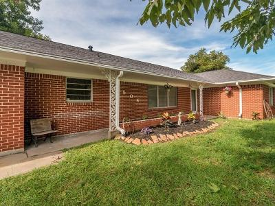 Baytown Single Family Home For Sale: 1504 Mabry