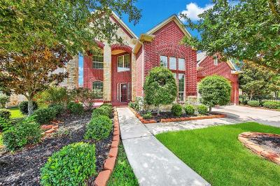 Richmond Single Family Home For Sale: 16906 Huttons Court Lane