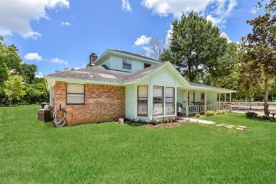 Simonton Single Family Home For Sale: 37702 Broncho Road