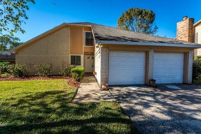 Friendswood Single Family Home For Sale: 508 Old Course Drive