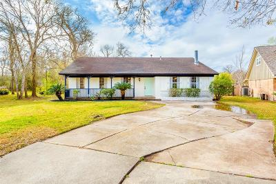 Friendswood Single Family Home For Sale: 311 Carey Lane