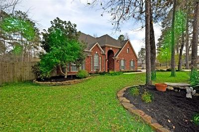 Magnolia Single Family Home For Sale: 33126 Tall Oaks Way