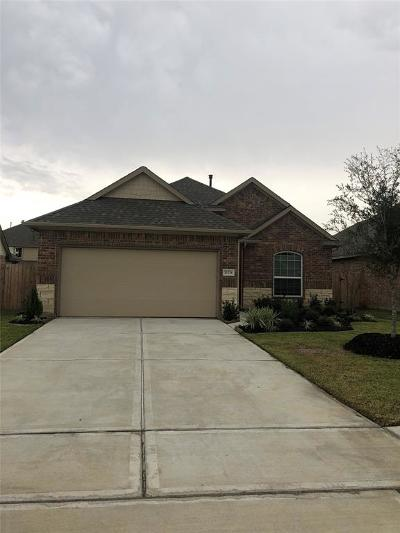 Texas City Single Family Home For Sale: 21234 Flowering Dogwood Circle