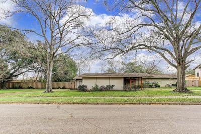Meyerland Single Family Home For Sale: 9403 Braesheather Court