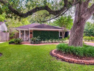 Bellaire Single Family Home For Sale: 4629 Cedar Oaks Lane