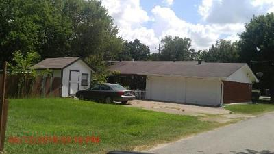 Madisonville Single Family Home Pending: 408 N Madison Street