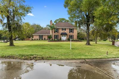 Friendswood Single Family Home For Sale: 4 Haverford Lane