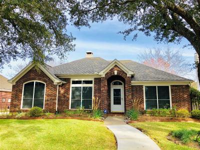 Missouri City Single Family Home For Sale: 4727 Lakeside Meadow Drive