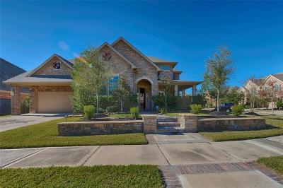 Cypress Single Family Home For Sale: 12327 Bluff Haven Lane