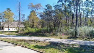 Conroe Residential Lots & Land For Sale: 15311 Veranda Oaks Lane