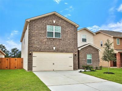 Waller County Single Family Home For Sale: 1009 Texas Timbers Drive