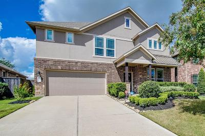 Katy Single Family Home For Sale: 10031 Forrester Trail
