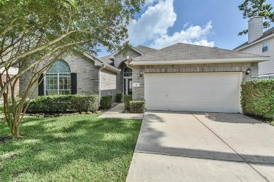 Conroe Single Family Home For Sale: 11 Genesee Ridge Drive