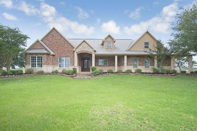 Katy Country Home/Acreage For Sale: 26111 Beckendorff Road