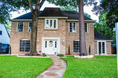 Houston Single Family Home For Sale: 1811 Roanwood Drive