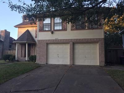Houston Single Family Home For Sale: 15506 Wildwood Lake Drive