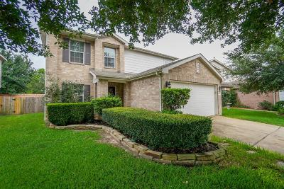Cypress Single Family Home For Sale: 20714 Tealbrook Drive