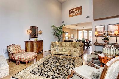 Houston Condo/Townhouse For Sale: 2527 Potomac Drive #B