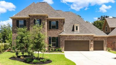 Montgomery Single Family Home For Sale: 146 Canvas Back Drive