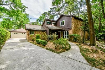 The Woodlands Single Family Home For Sale: 43 Wishbonebush Road