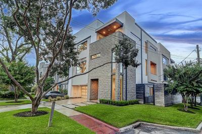 Houston Single Family Home For Sale: 2321 Elmen Street