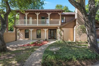 Houston Single Family Home For Sale: 103 Blue Willow Drive