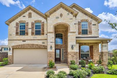 Tomball Single Family Home For Sale: 13022 Lily Crest Lane